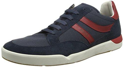 Boss Orange Stillnes, Sneakers Basses Homme Bleu (Dark Blue 401)