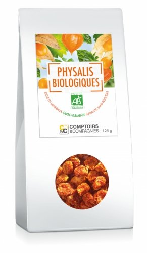 Physalis biologici 125g