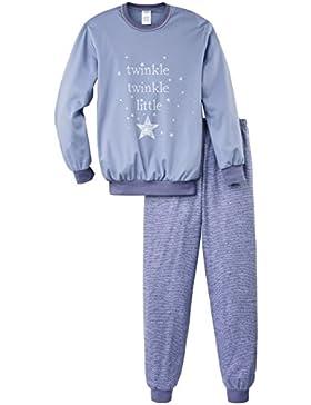 Calida Mädchen Zweiteiliger Schlafanzug Pyjama Bündchen Wishing Star