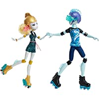 Mattel Monster High Lagoona Blue & Gillington