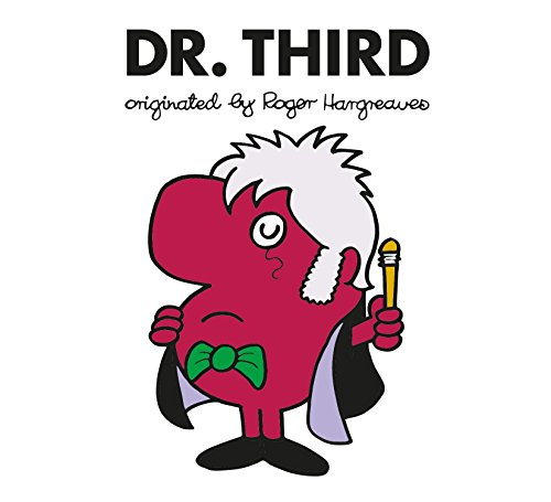 Doctor Who: Dr. Third (Roger Hargreaves) (Roger Hargreaves Doctor Who)