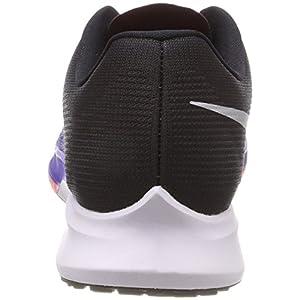 Nike Air Zoom Elite 9, Zapatillas de Running para Hombre, (Negro/Rojo / Azul/Plateado 405), 44 EU