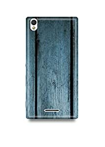 Sony Xperia T3 Cover,Sony Xperia T3 Case,Sony Xperia T3 Back Cover,Blue Wooden Sony T3 Mobile Cover By The Shopmetro-29497