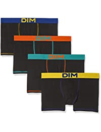 Dim Mix And Colors Boxer Homme (lot de 4)
