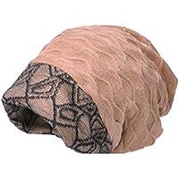 Cappello di lana lavorata a maglia delle signore/Baotou in autunnali