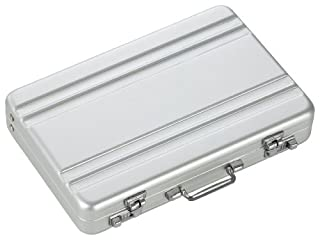 Kronenberg24 Miniatur Aluminiumkoffer Als Visitenkarten Und