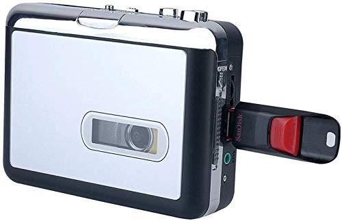 Sunyoy Cassette Player Band zu MP3 Konverter Retro Walkman Auto Reverse tragbare Audio-Kassettenrekorder mit Kopfhörern