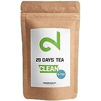 Tè disintossicante DUAL per la perdita di peso in 28 giorni   Dual Detox Tea   Tè brucia grassi dimagrante   Tè dietetico   Tè purificante   Tè sfuso in foglie   Prodotto in Germania