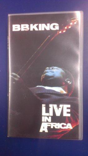 Preisvergleich Produktbild B. B. King live in Afrika [VHS]