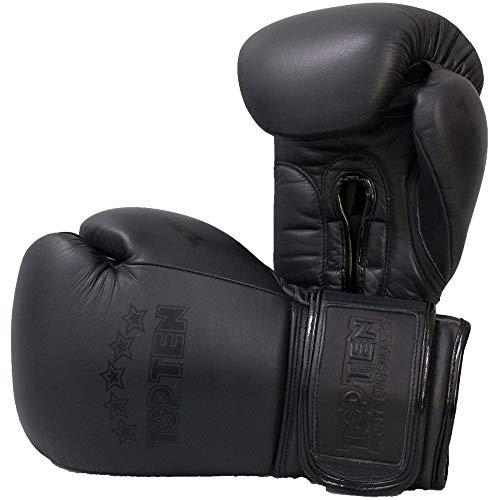 TopTen N Black Handschuhe, Schwarz, 340 g