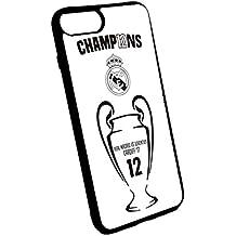 Funda Real Madrid - Campéon de Champions 12 (Iphone 7)