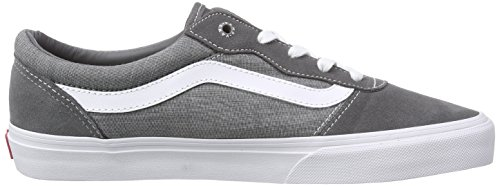 Vans Milton Chambray, Baskets Basses Homme Gris ((chambray) Pewt