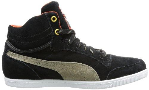 Puma Glyde Court GTX® Wn's, Sneaker a collo alto donna nero (Schwarz (black-fallen rock 02))