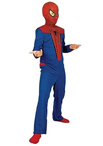 Josman - E256-001 - Déguisement - Costume Spiderman - 3-5 ans