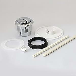 ideal standard ev344aa armitage shanks bouton pour chasse. Black Bedroom Furniture Sets. Home Design Ideas