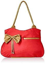 Fantosy Women's Handbag (Red,Fnb-188)