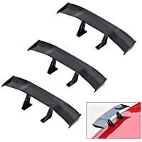 Mayyou Car Rear Bumper Spoiler Diffuser Shark Fin Protect Cover Anti-crash Accessories