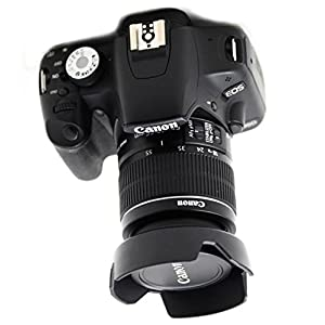 Canon-EW-63C-Streulichtblende-EF-S-18-55mm-f35-56-IS-STM-Objektiv-schwarz