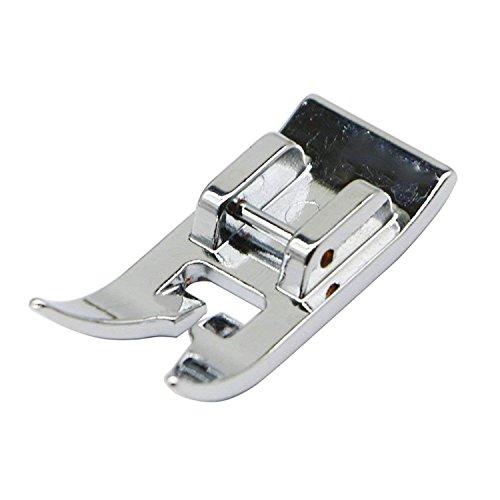 Gancio clip universale per macchina da cucito per punti zig-zag, adatto a modelli Singer, Brother, Janome, Toyota e altri Si adatta alla maggior parte delle macchine da cucire ad attacco basso.