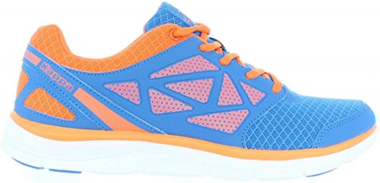 Kappa Sportschuhe für Herren 303N3V0 FANGER 956 Royal Neon Schuhgröße 42