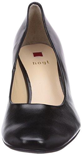 Högl 9 125000, Escarpins femme Noir (100)