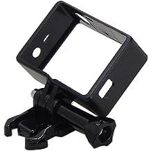 DynaSun Schützende Hülle Rahmen Standard Frame Halterung Befestigung Stativ für GoPro HD Hero 3+