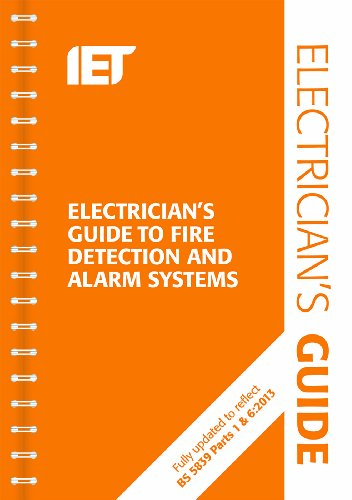 Electrician's Guide to Fire Detection and Alarm Systems Cover Image