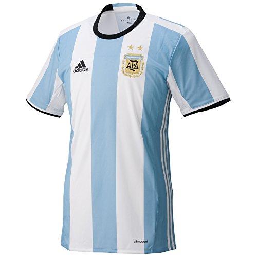 adidas Herren T-Shirt AFA H Jersey, Schwarz/Weiß, XL