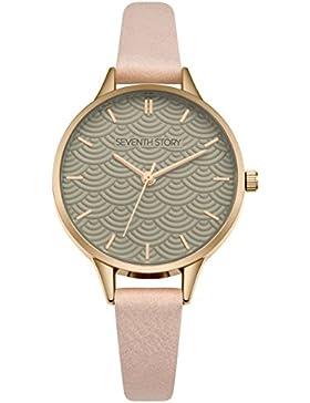 Seventh Story Damen-Armbanduhr SS005PRG