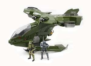Jada Toys - Halo 4 Die Cast série 1 véhicule métal UNSC Hornet 25 cm avec 2