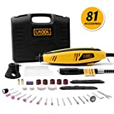 Rotary Tool, Utool Power Rotary Tool with 81 Accessories and 2 attachments 6