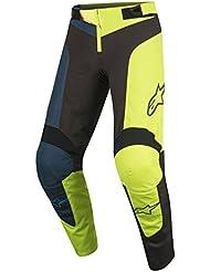 Alpinestars pour garçon Youth Vector Pantalon, Noir