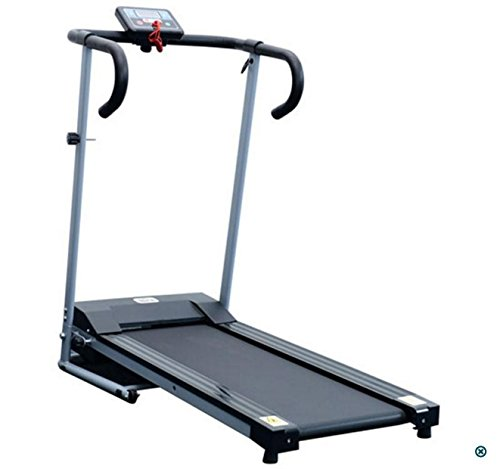 Electric Running Treadmill, 500W...
