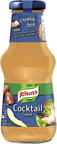 Knorr Schlemmersauce Cocktail, 6er Pack (6 x 250 ml)