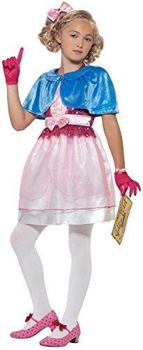 Mädchen Offiziell Veruca Salz Roald Dahl Willy Wonka Welttag des buches-tage-woche TV Film Kostüm Kleid Outfit - 4-6 years