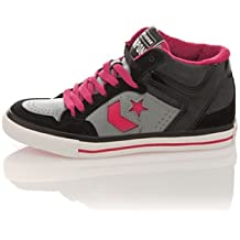 ae53251a7 Converse Zapatillas Lady Weapon Mid Suede Leather