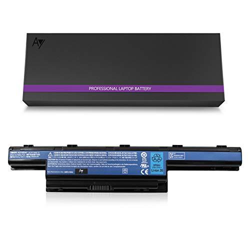 Akku [10.8V / 6600mAh], AYIPE Hochleistungs-Ersatz-Laptop-Akku für Acer AS10D3E AS10D41 AS10D51 ()