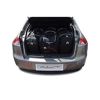 Auto Taschen Renault Laguna Hatchback 2007-2015 4STK KOFFERRAUMTASCHEN CARBAGS