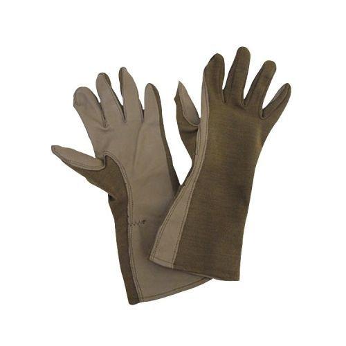 Voodoo 20-742201008tattico nero 8nomex-gants in pelle di pecora