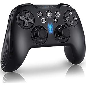 Wireless Controller für Nintendo Switch,Wii u Pro controller Nintendo Switch / Switch Lite, DinoFire, Swtich Gamepad mit…