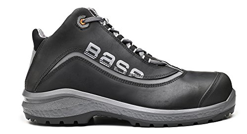 Base BO873 Free Top S3 SRC Mens antidérapante lacé botte de sécurité