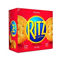 Ritz Crackers Original 41g, Box of 16 packs (16 x 41g)