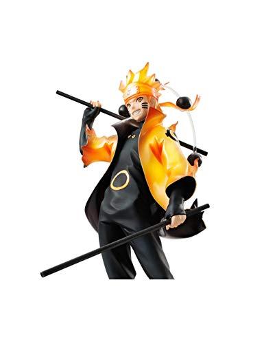 Naruto Dekoration/MH/GEM/Explosion/Whirlpool Naruto/Sechs-Wege-Fee GK Spielzeug 25cm
