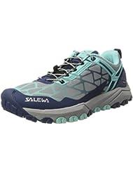 SALEWA Damen Multi Track Halbschuh, Zapatillas de Deporte Exterior para Mujer