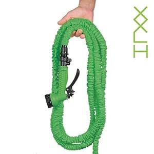 original xxl hose flexi schlauch wasserschlauch wunderschlauch gartenschlauch flexibler. Black Bedroom Furniture Sets. Home Design Ideas