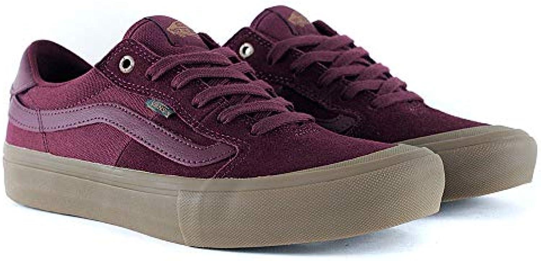 Zapatillas Vans – Style 112 Pro Burdeos/Caramelo Talla: 43