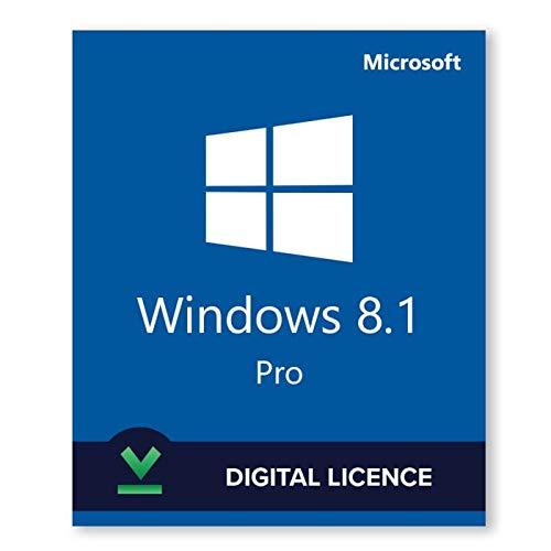 Windows 8.1 Professional Pro ESD Key Lifetime / Fattura / Consegna Immediata / Licenza Elettronica / Per 1 Dispositivo