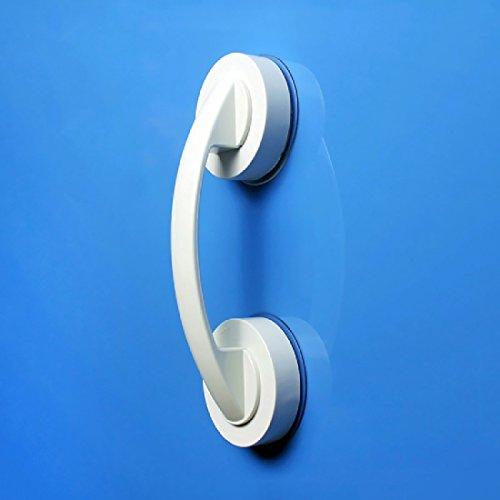 KHSKXForte ventosa maniglia bagno doccia porta scorrevole in vetro impugnatura maniglia della porta il braccio di