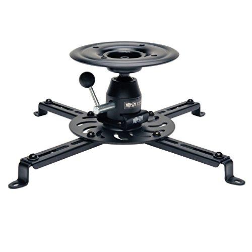 Tripp Lite Full Motion Universal Deckenhalterung für Beamer, 360Grad drehbar und 20Grad neigbar (dunvpjt) -