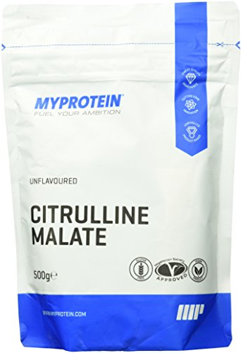 #Myprotein Citrulline Malate, 1er Pack (1 x 500 g)#